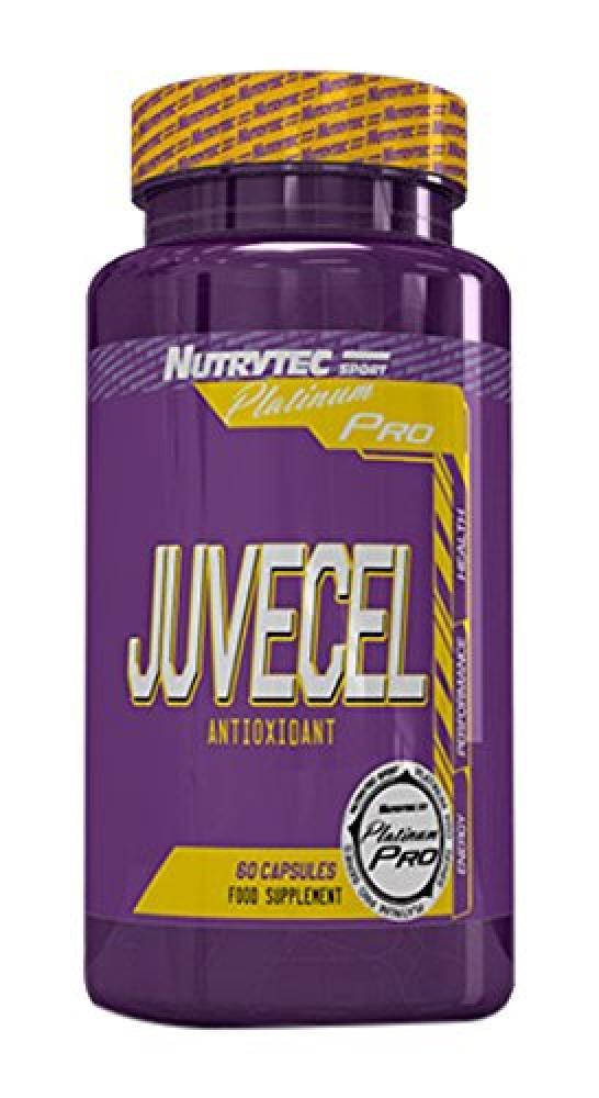 Nutrytec Juvecel Sports Supplements - Pack of 60 Capsules