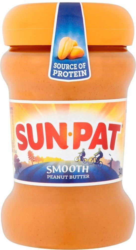Sun Pat Smooth Peanut Butter 340g
