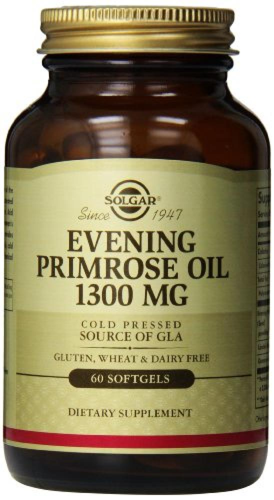 Solgar Evening Primrose Oil 60 Softgels 1300 mg