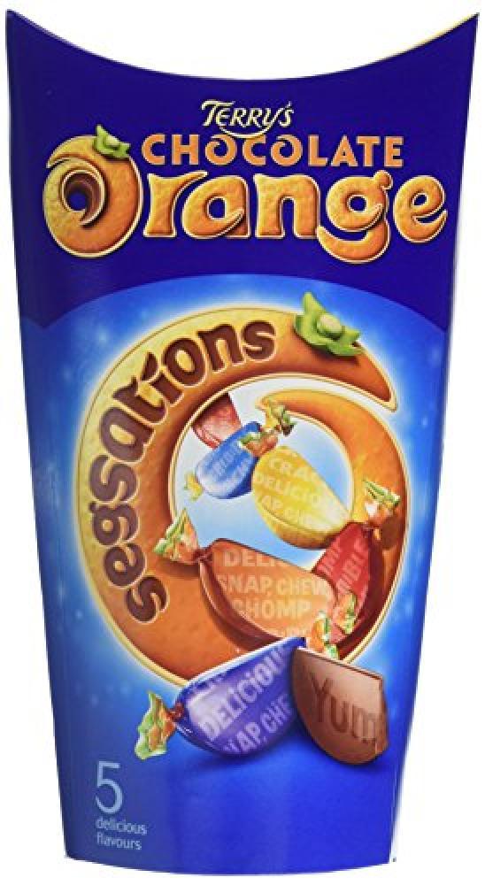 Terrys Chocolate Orange Segsations 300g