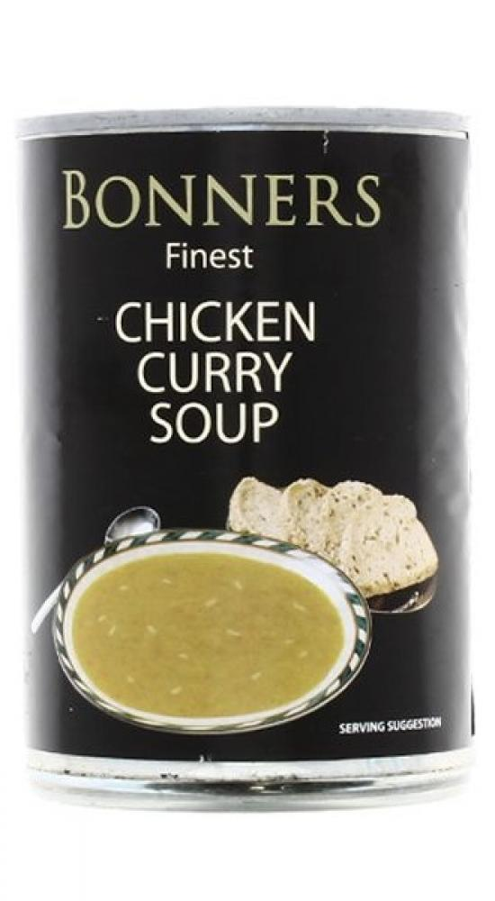 Bonners Finest Chicken Curry 400g
