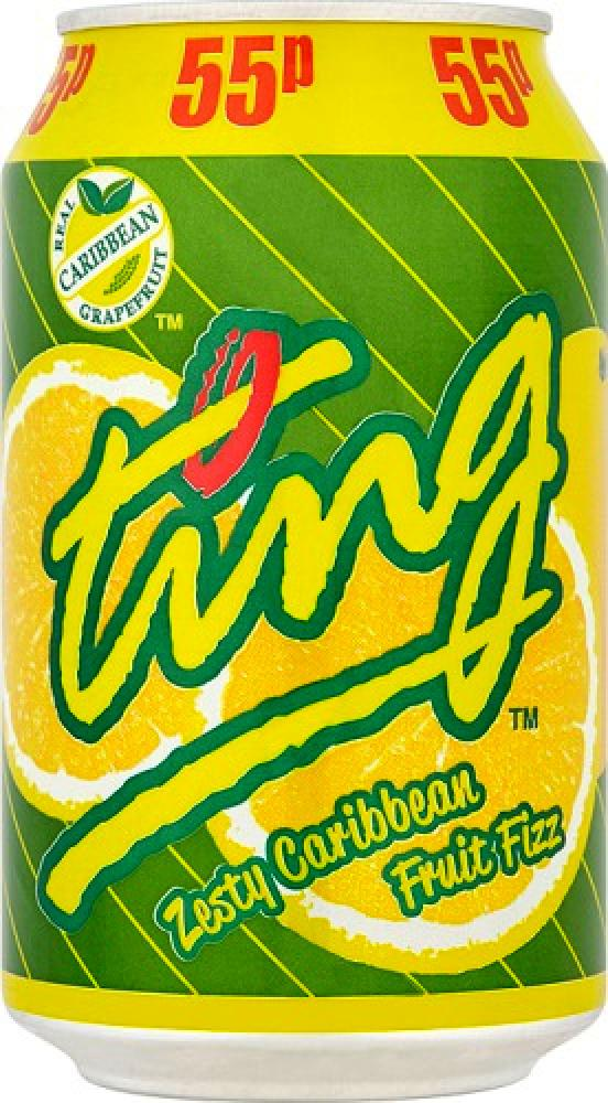 Old Jamaica Ting 330ml