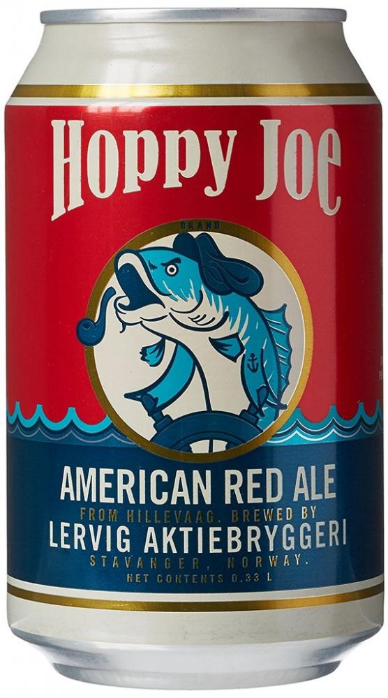 Lervig Hoppy Joe American Red Ale 330ml