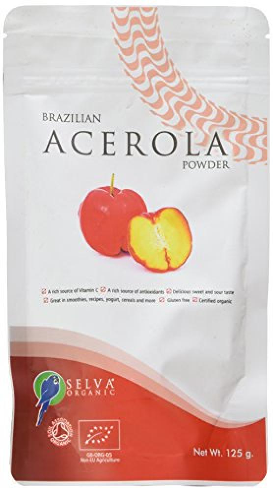 Selva Organic Acerola Powder 125 g