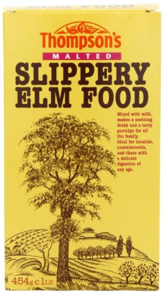 Thompsons Slippery Elm Malted Food 454 g