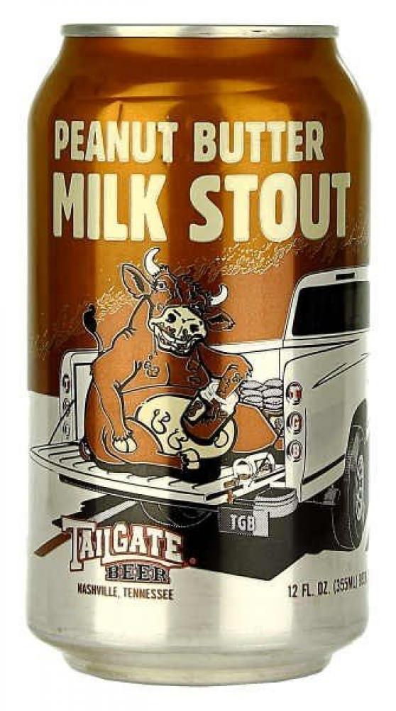 Tailgate Peanut Butter Milk Stout 355ml