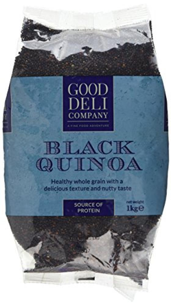 Good Deli Company Black Quinoa 1kg