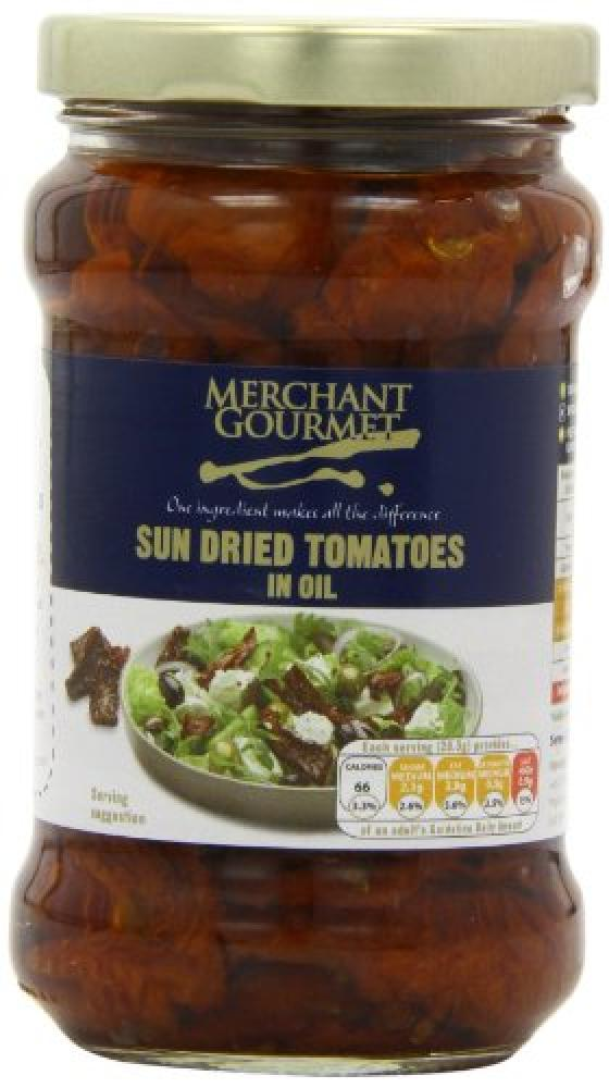 Merchant Gourmet Sun Dried Tomatoes in Oil 280g