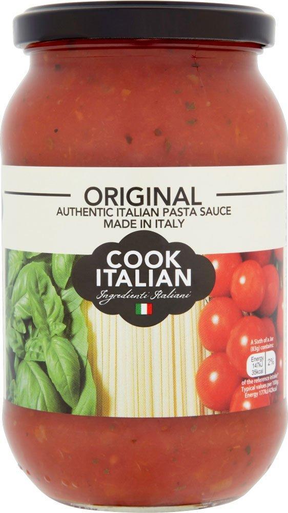 Cook Italian Original Pasta Sauce 500g