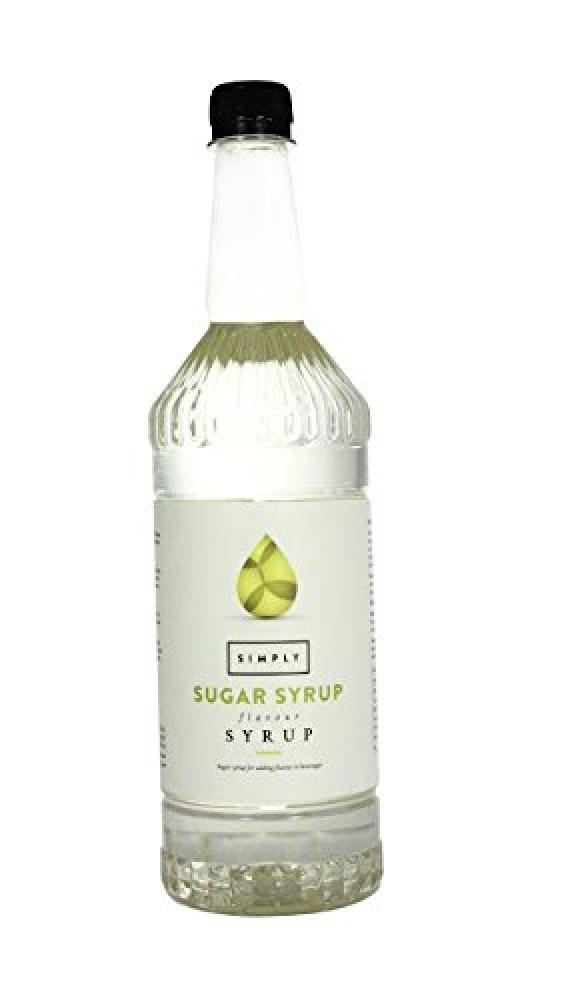 Simply Sugar Syrup 1 Litre