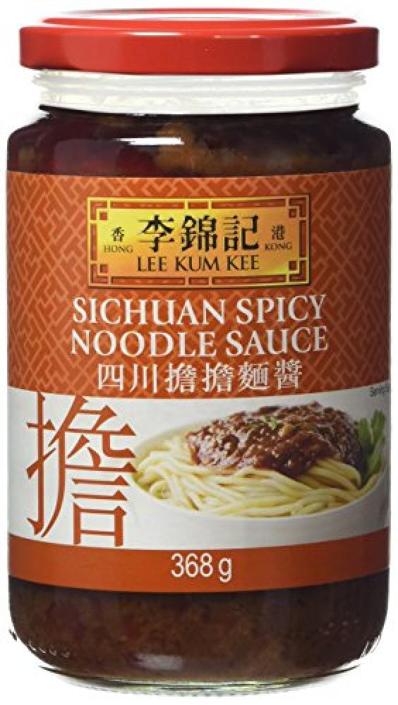Lee Kum Kee Sichuan Spicy Noodle Sauce 368 g