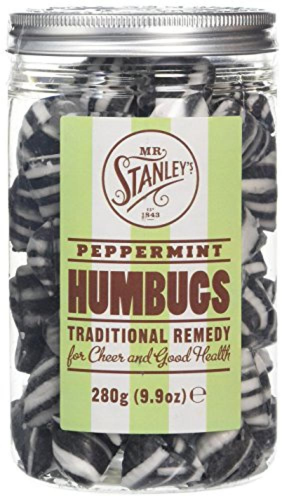 Mr Stanleys Peppermint Humbugs 280g