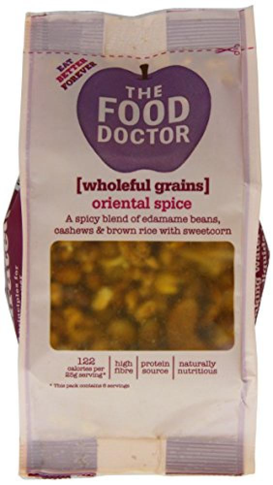 The Food Doctor Whole Full Grains Oriental Spice 150 g