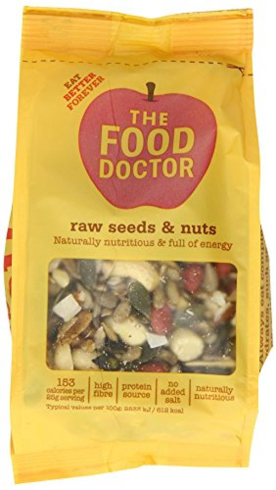 The Food Dr Raw Seeds and Nuts Mix 250 g