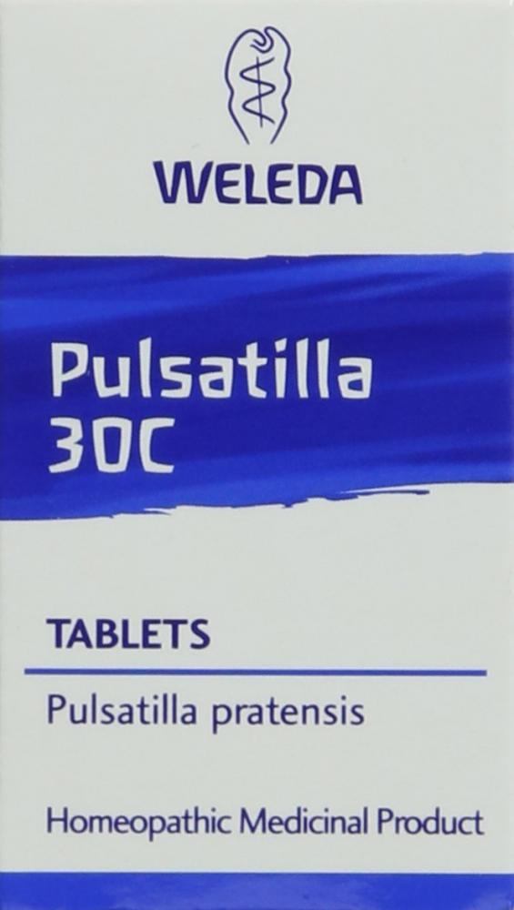 Weleda Nelsons Pulsatilla 30C 125 tablets