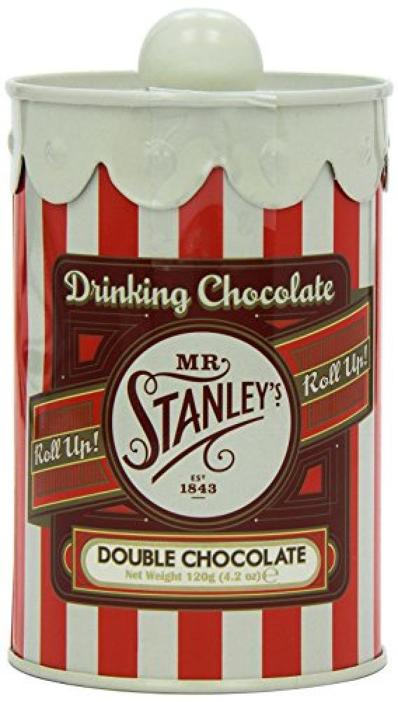 Mr Stanleys Christmas Gift Tin of Drinking Chocolate 120g