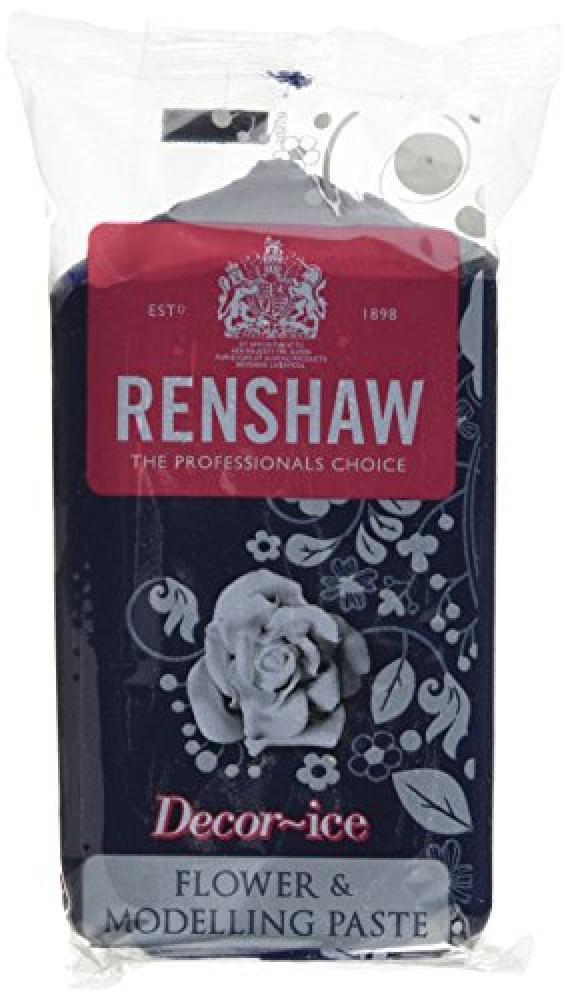 Renshaw Blue Sugar Flower Decor-Ice Modelling Paste 250g