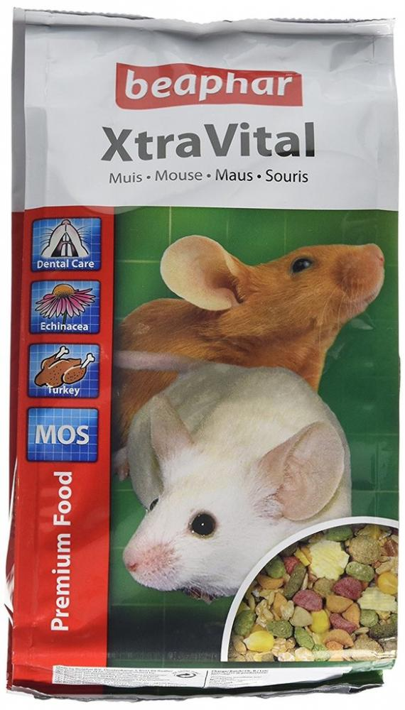 Beaphar XtraVital Mouse Food 500 g