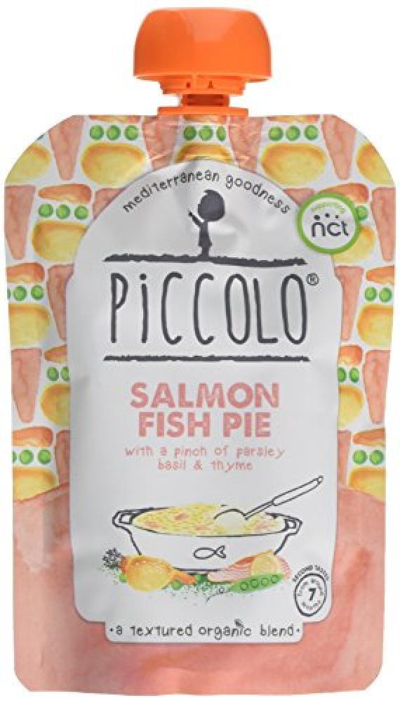 My Little Piccolo Salmon Fish Pie 130g