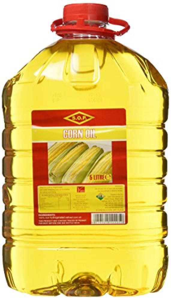 SOP Corn Oil 5litre