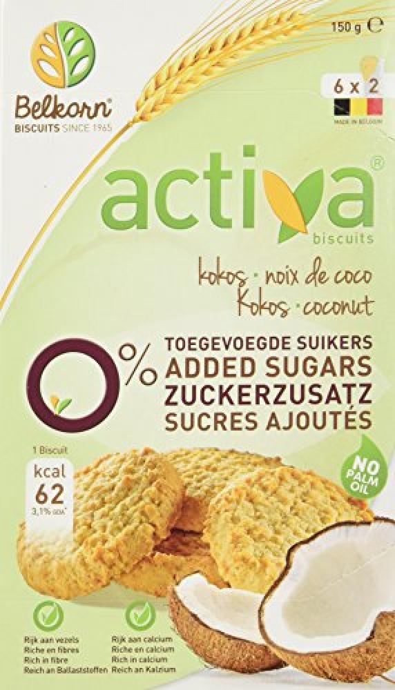 Activa Coconut Cookies 150g