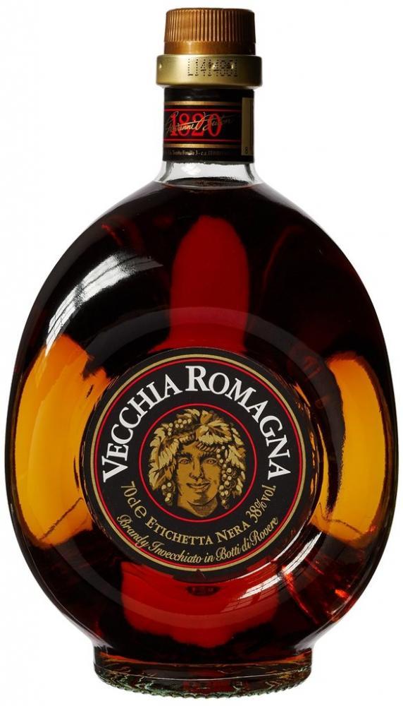 Vecchia Romagna Brandy 70 cl