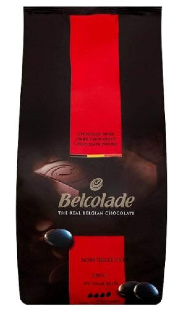 Belcolade Easi-Melt Dark Chocolate Buttons 5 kg