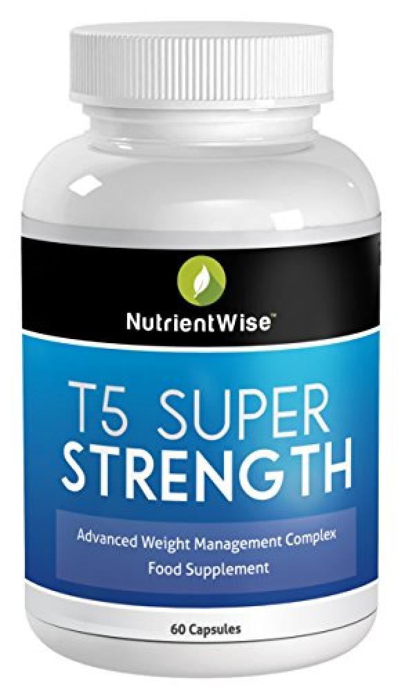 Nutrient Wise T5 Fat Burner 60 Capsules