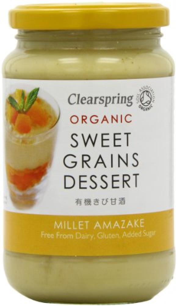 Clearspring Organic Sweet Grains Dessert Millet 370 g