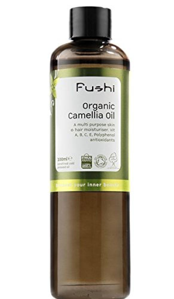 Fushi Organic Japanese Camellia Cold Pressed Oil 100 ml