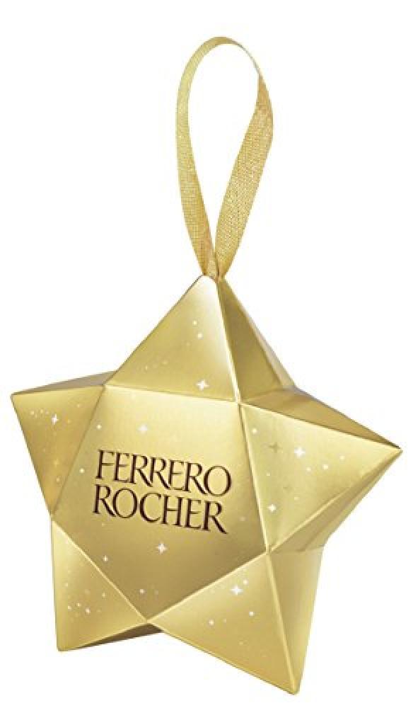 Ferrero Rocher Star - 3 Pieces 37.5g