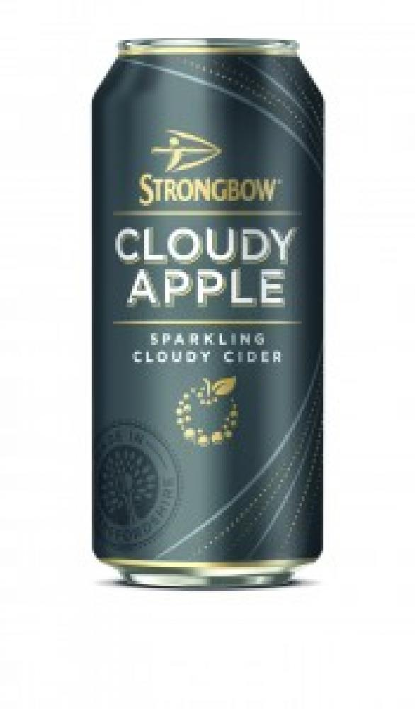 Strongbow Cloudy Apple 440ml