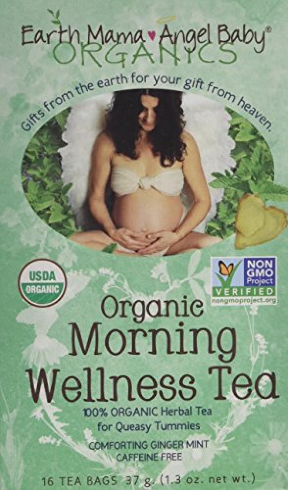 Earth Mama Angel Baby Morning Wellness Tea 37g