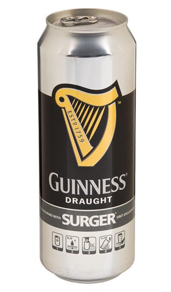 Guinness Surger Can 520 ml