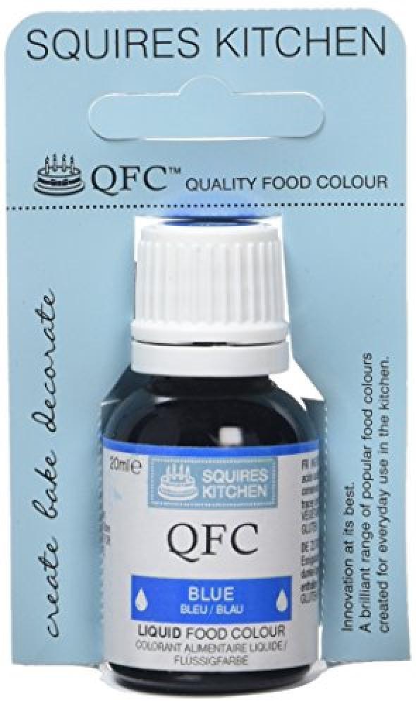 Squires Kitchen Blue Food Colouring Liquid 20ml