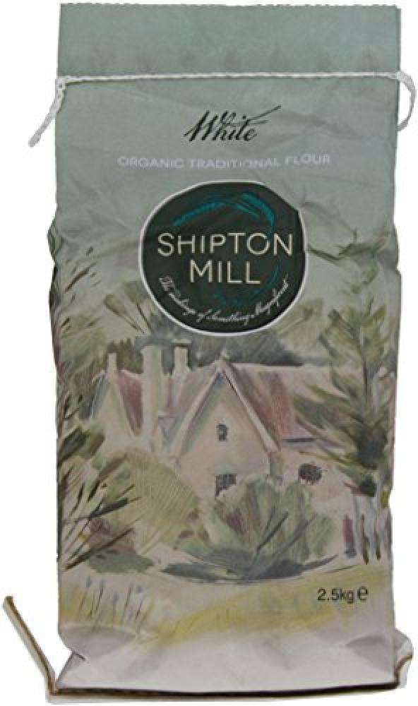 Shipton Mill Organic White Strong Flour 2500g