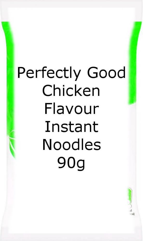 Perfectly Good Chicken Flavour Instant Noodles 90g 90g