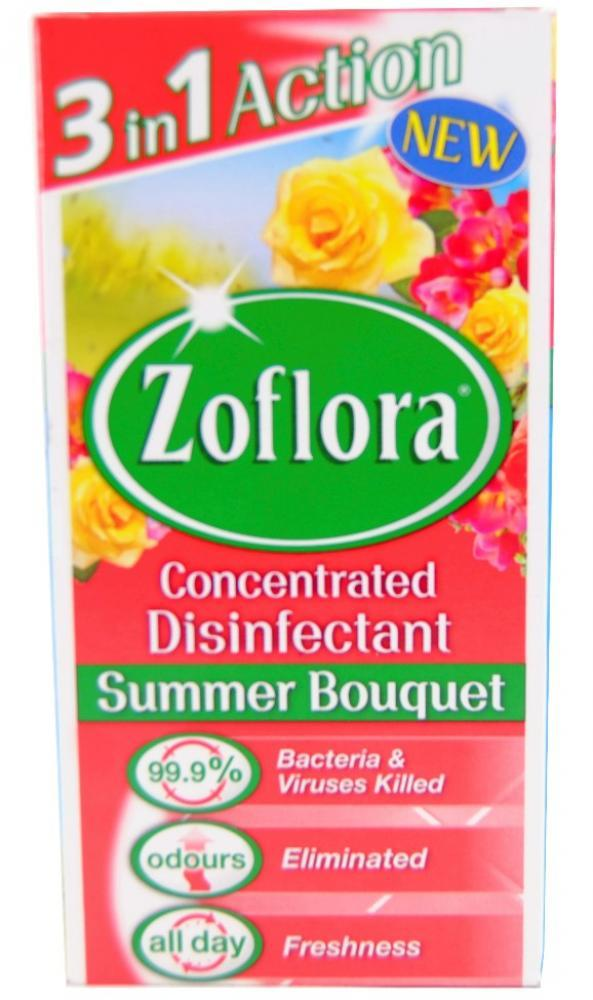 Zoflora Concentrated Disinfectant Summer Bouquet 56ml
