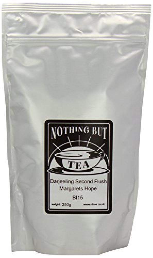 Nothing But Tea Darjeeling Second Flush Margarets Hope 250 g