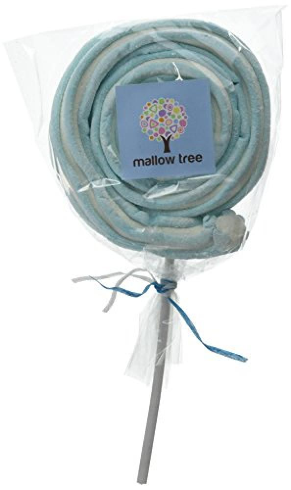 Mallow Tree Blue Marshmallow Lolly 70g