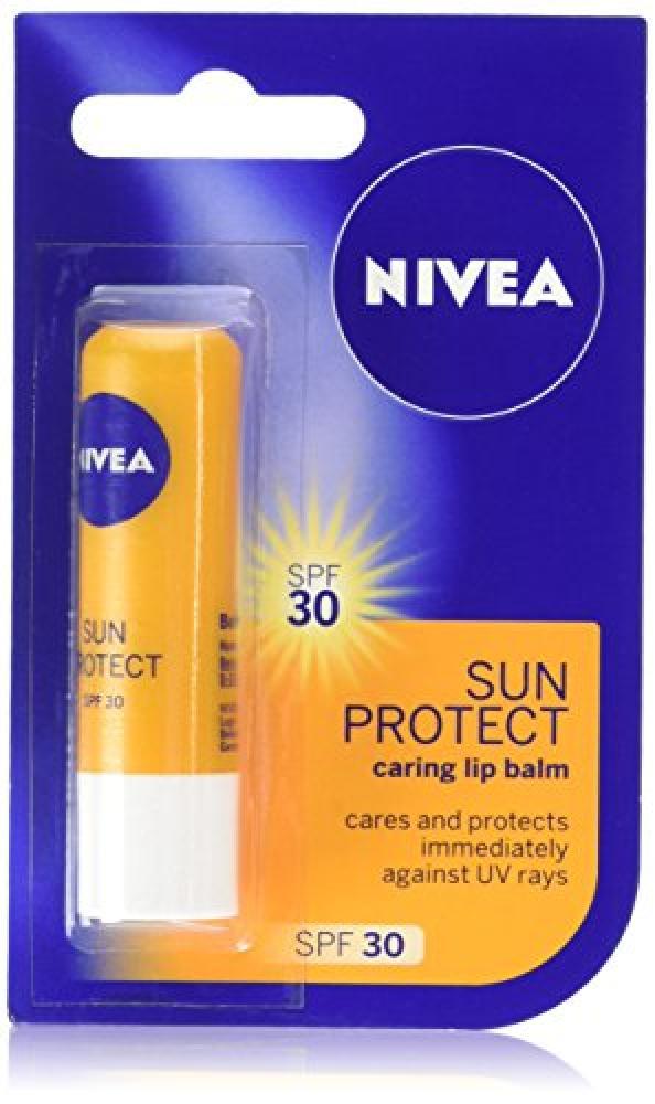 Nivea Sun Protect SPF 30 Lip Balm 4.8 g