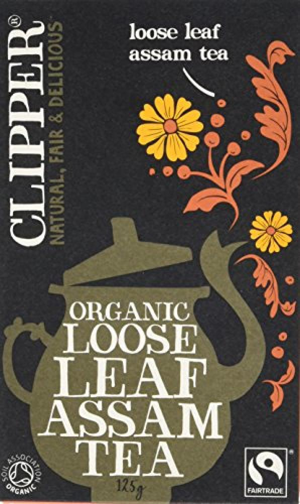 Clipper Assam Loose Leaf Tea 125g