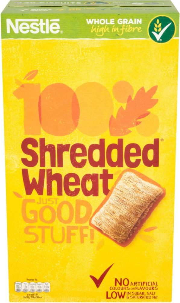 Nestle Shredded Wheat 30 Biscuits