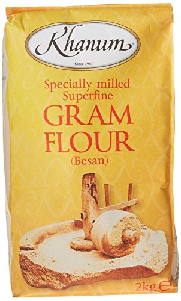Khanum Gram Flour 2kg