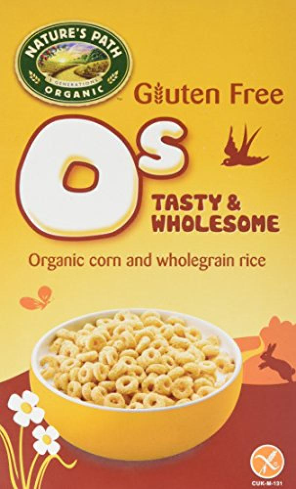 Natures Path Organic Gluten Free Os 325 g