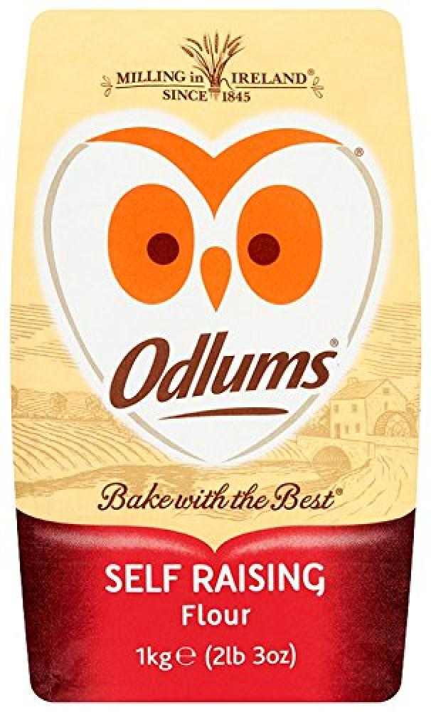 Odlums Irish Self Raising Flour 1 Kg