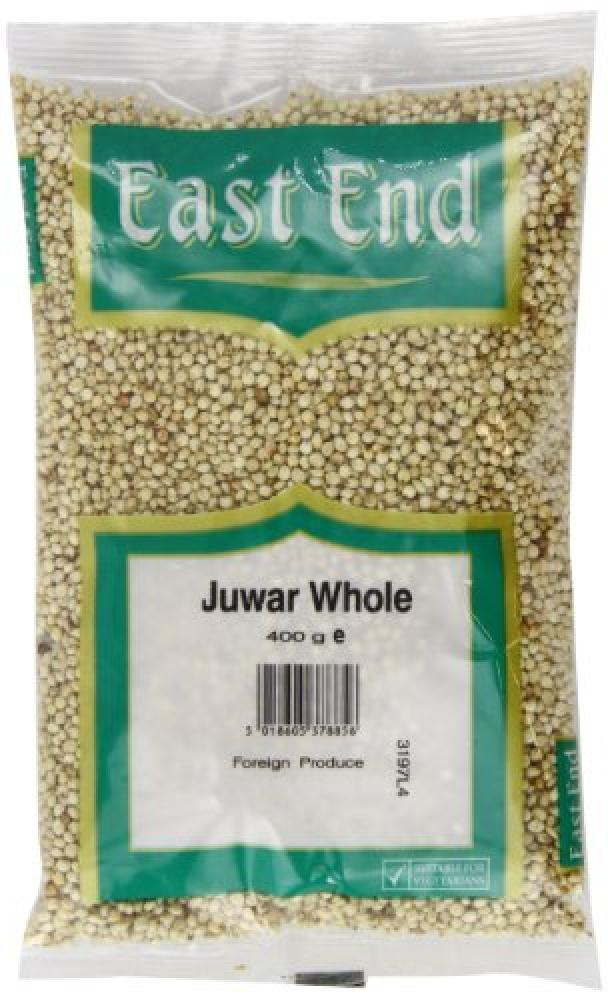 East End Juwar Whole 400 g