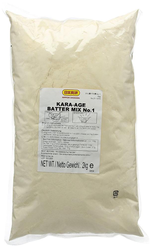 Kara age Batter Mix 2kg