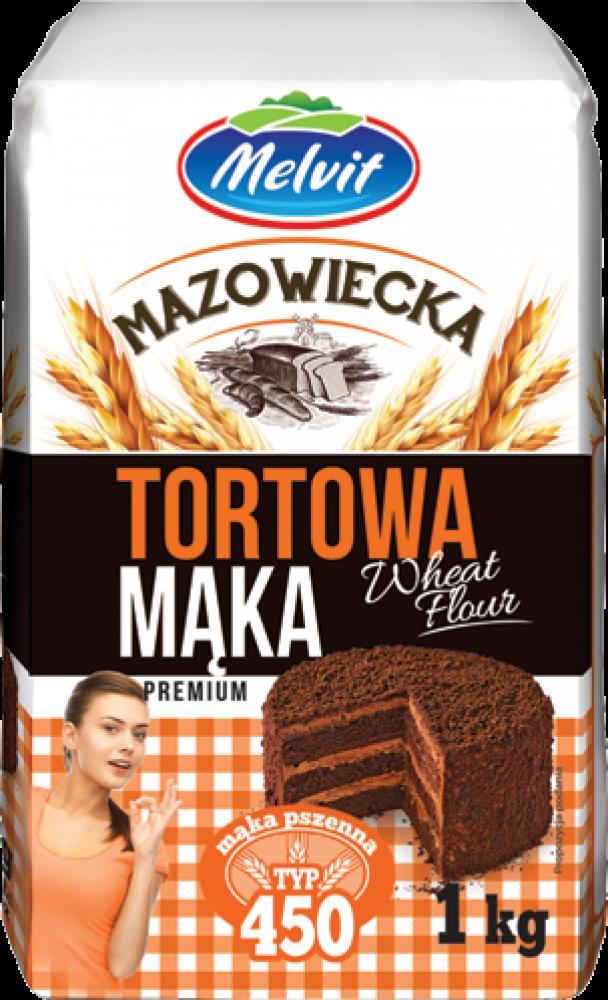 Melvit Mazowiecka Wheat Flour 1kg