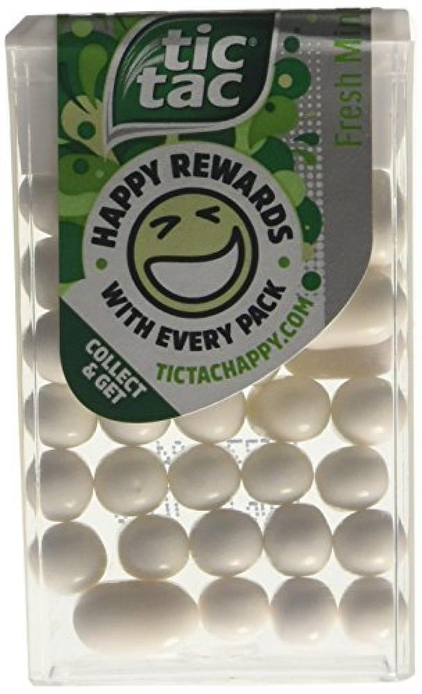 Tic Tac Mint 18 g